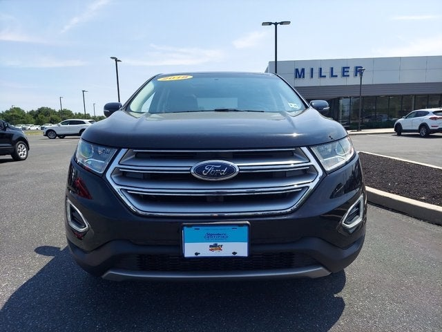 Ford Edge Titanium In Lumberton Nj Miller Ford
