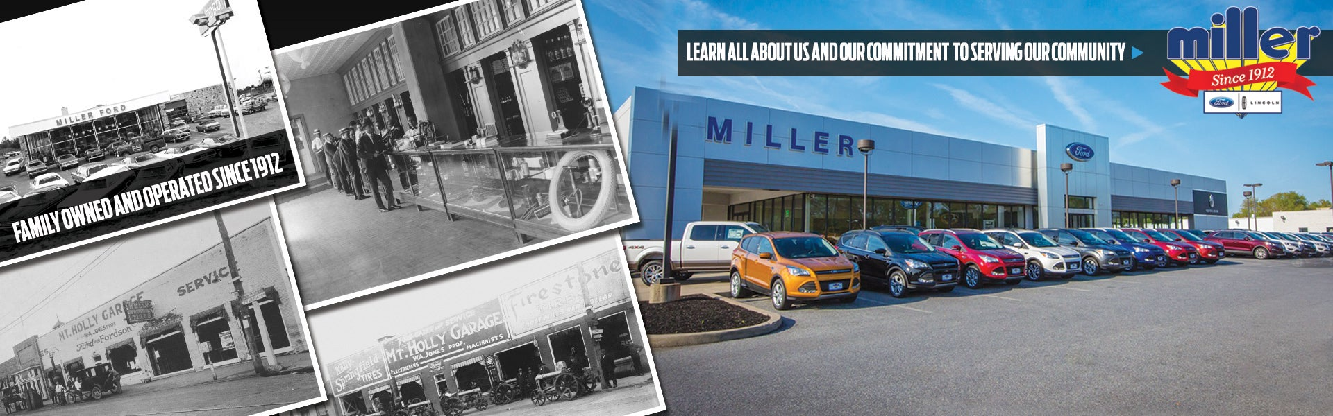 Ford Dealers Nj >> Ford Dealer In Lumberton Nj Used Cars Lumberton Miller Ford